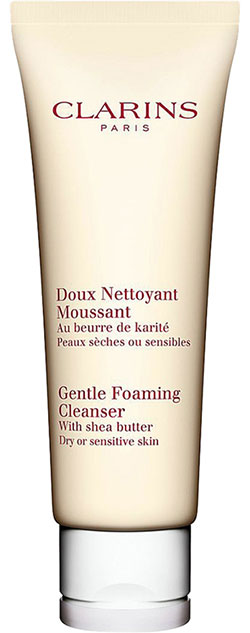 Gentle Foaming Cleanser Clarins