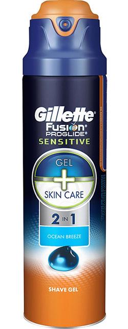 Fusion ProGlide Ocean Breeze Gilette