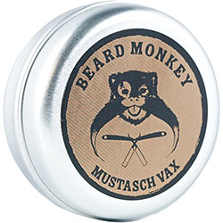 Mustasch Wax beard monkey