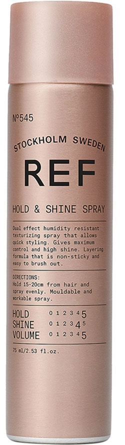 Hold & Shine Spray REF
