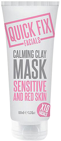 quick fix Calming Clay Mask