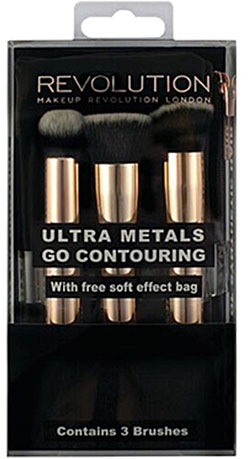 Ultra Metals Go Contouring Makeup Revolution