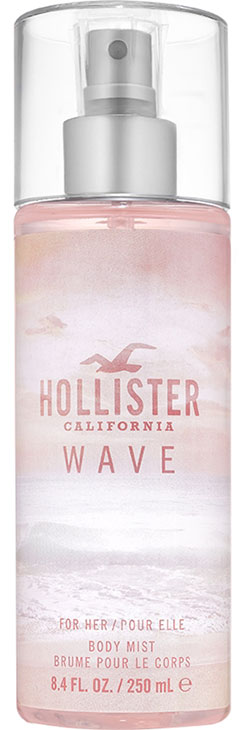 wave for her Hollister