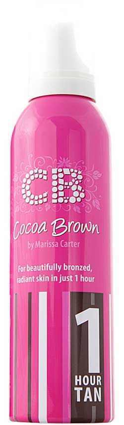1 hour tan cocoa brown