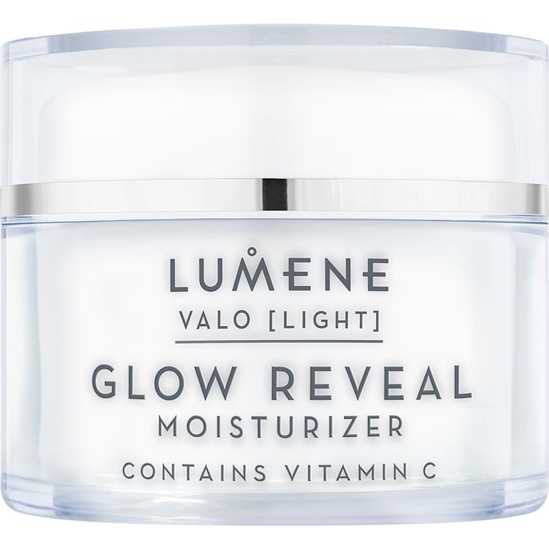 Glow reveal Lumene