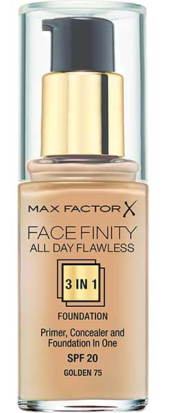 Facefinity All Day Flawless Foundation Max Factor