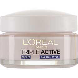 Triple Active Night Cream loreal