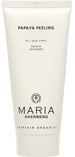 Papaya Peeling Maria Åkerberg