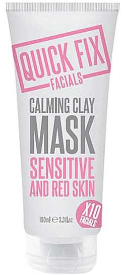 clay mask quick fix