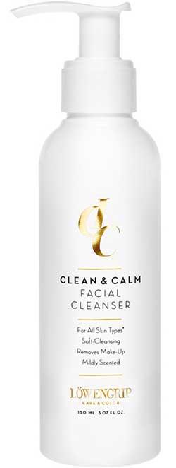 Clean & Calm Facial Cleanser LCC