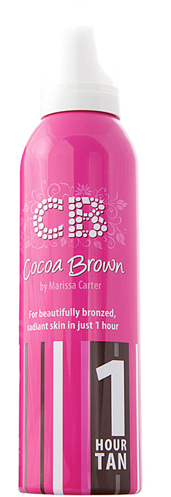 cocoa brown 1 hour tan