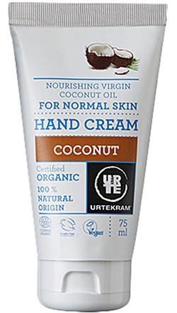 Coconut Hand Cream Urtekram