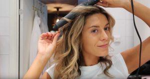 Så gör Bianca när hon stylar sitt hår