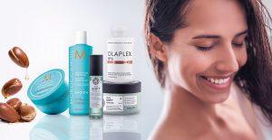 Produkter som får bukt med frissigt hår