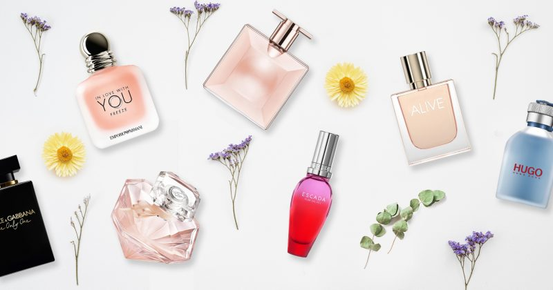 Parfymnyheter 2020