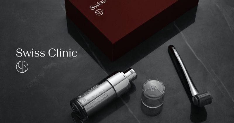 Swiss Clinic microneedling produkter