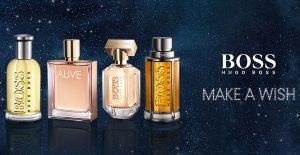 Hugo boss parfym
