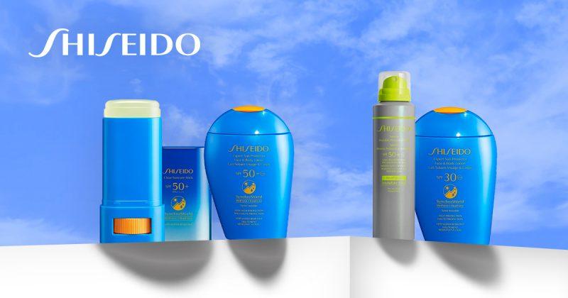 Shiseido sol